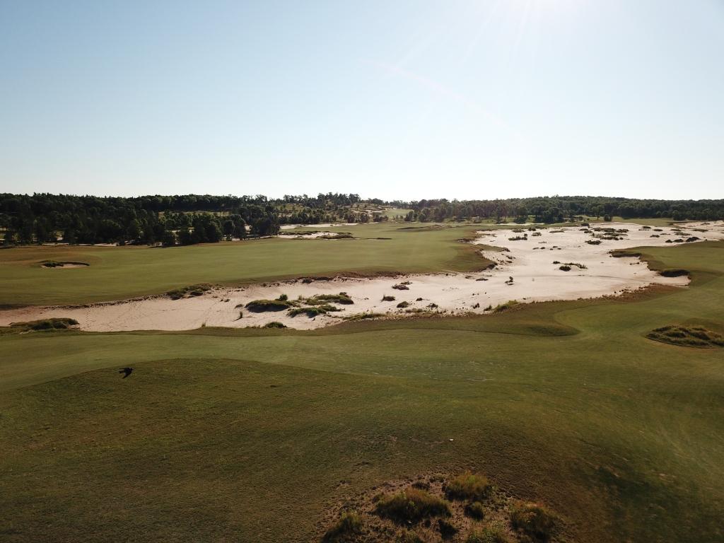 Sand Valley was Sandy